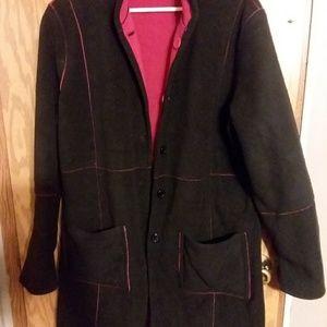 Susan Graver coat